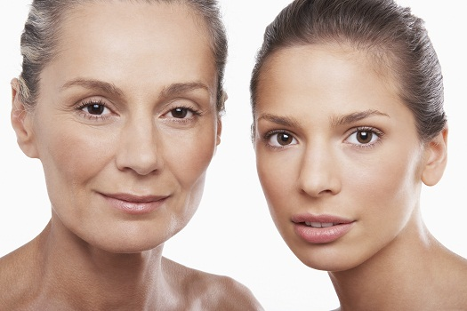 The following nutrients are vital for a healthy, young-looking, and glowing skin.