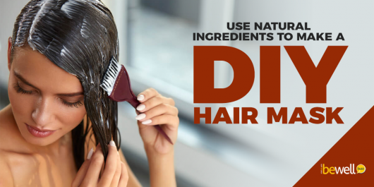 Use These Natural Ingredients to Make DIY Hair Masks