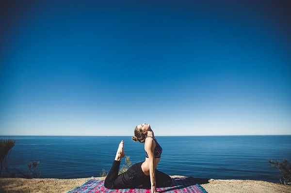 Adopt a daily stress-reducing practice such as dance, yoga, or meditation.