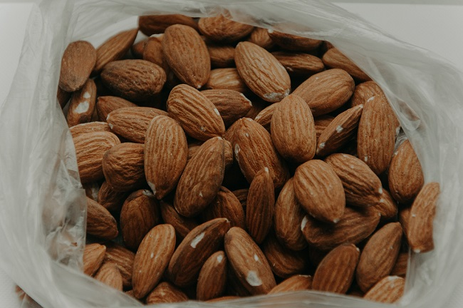 Almonds truly are super foods, can be consumed raw and soaked, but one should avoid salted and roasted ones.