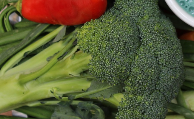 Broccoli is great for detoxification, and promotes weight loss.