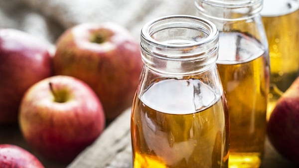 Natural Painkillers: Apple Cider Vinegar