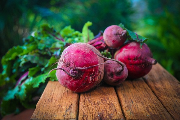 Beets are underrated superfoods packed full of betalains.