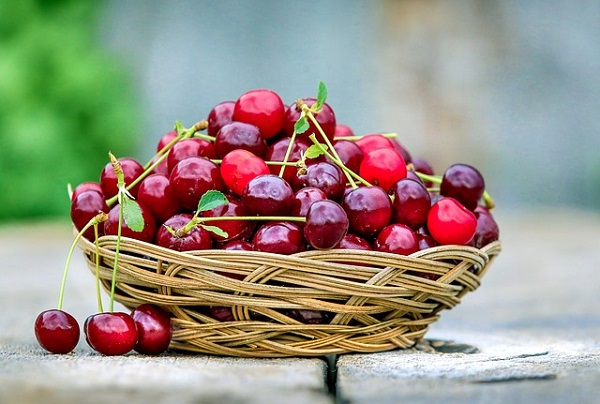 Natural Painkillers: Cherries