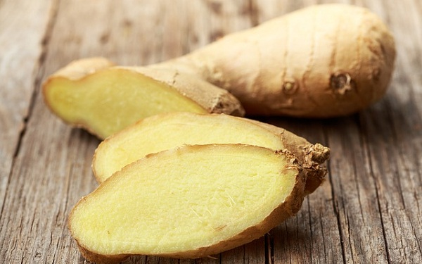 Natural Painkillers: Ginger