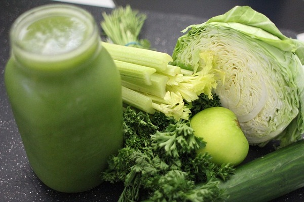 Candida diet: Eat healthy proteins and fats and lots of vegetables—especially dark, leafy greens.