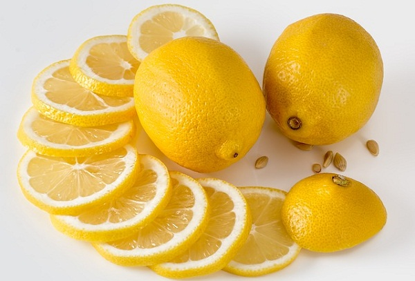 Natural Painkillers: Lemon