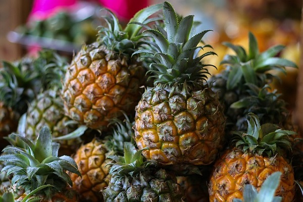Natural Painkillers: Pineapple