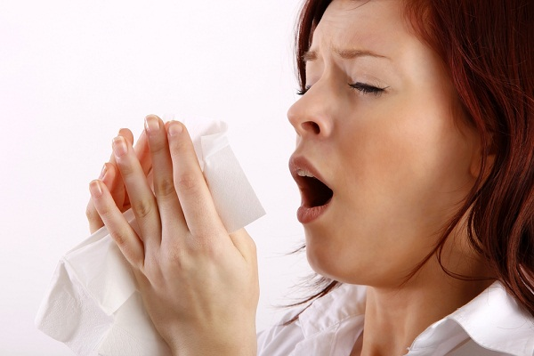 Autumn health risks include cold and flu.