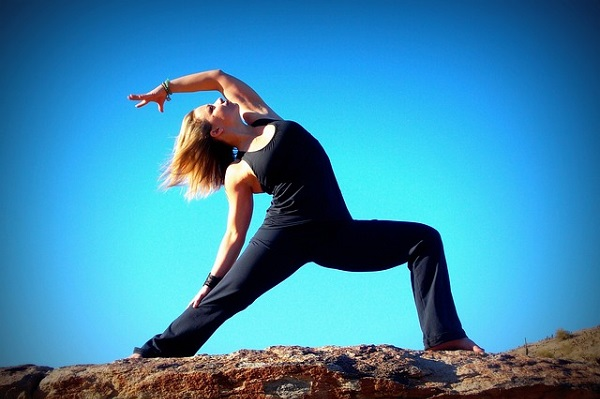 Yoga can benefit those suffering from chronic inflammatory conditions, like rheumatoid arthritis.