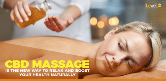 CBD Massage Is the New Way to Boost Your Health Naturally