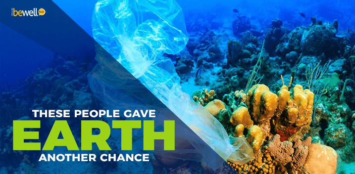 11 Inspiring Stories About People Trying to Save The Earth