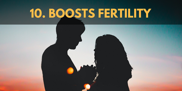Benefits of Black Cumin Oil: Boosts Fertility