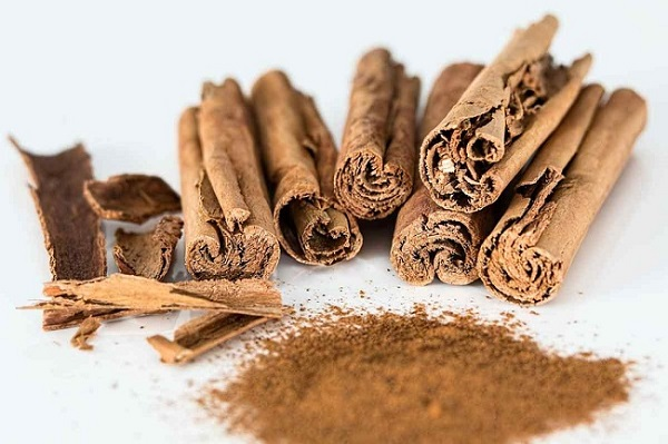 Cinnamon is known to have anti-diabetic properties.