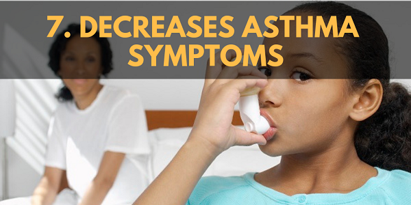 Benefits of Black Cumin Oil: Decreases Asthma Symptoms