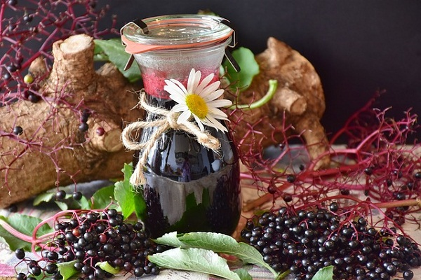 The elderberry market offers syrups, tinctures, tablets, capsules, gummies, lozenges, teas, jams, and even wines.