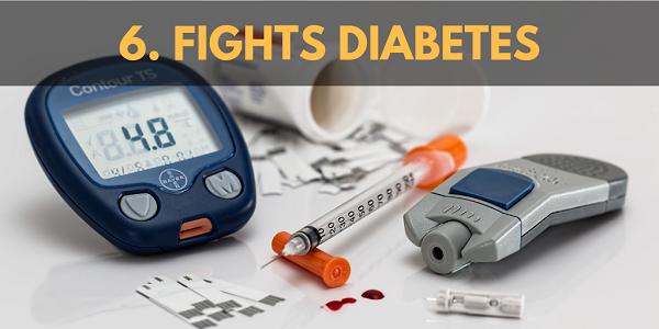 Benefits of Black Cumin Oil: Fights Diabetes