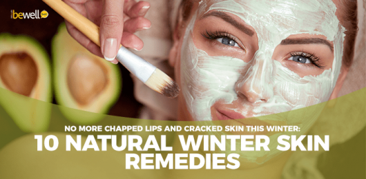 Winter Skin Care: 10 Natural Ways to Restore the Glow