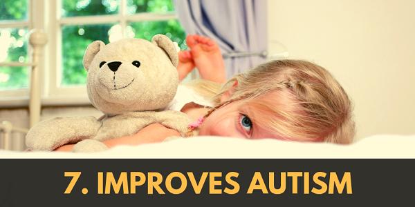 MCT oil Improves Autism