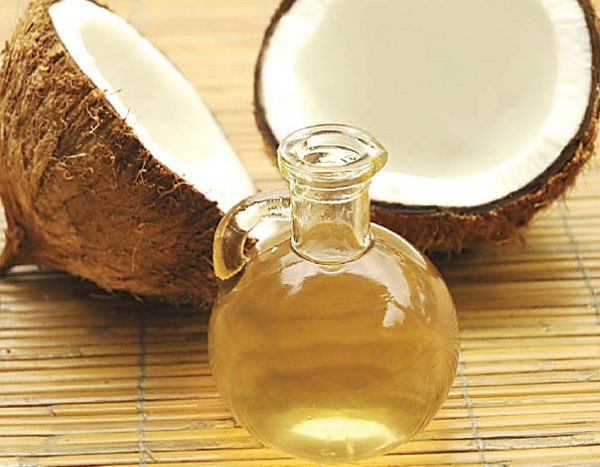 Coconut oil is rich in skin-nourishing nutrients.