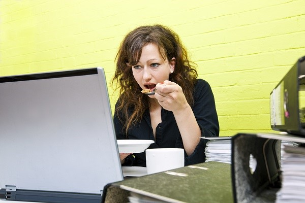 A sedentary lifestyle is making us gain weight.