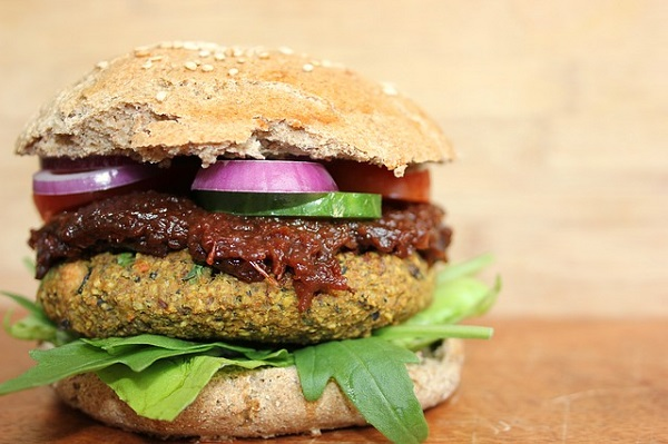 Plant-based meat substitutes are becoming increasingly popular.