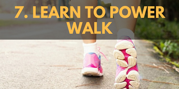 Winter Activities: Learn to Power Walk