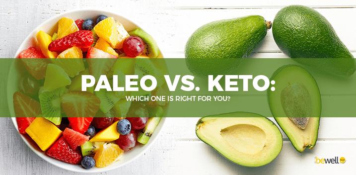 paleo vs keto