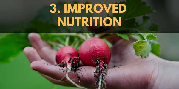 Improved Nutrition