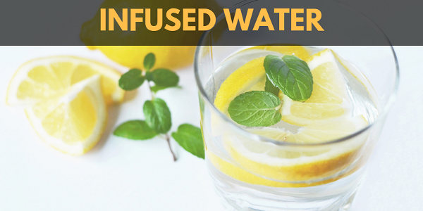 Get More Electrolytes: Infused Water