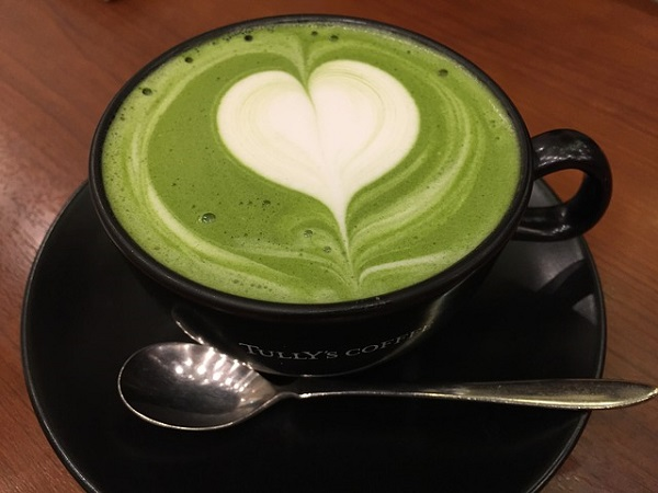 And speaking of tea – matcha lost none of its popularity in 2018.