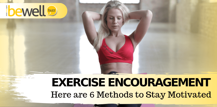 Exercise Encouragement-featured image